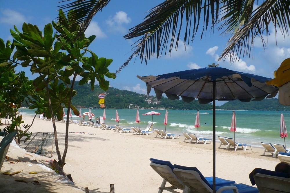 Patong Sunbeach Hotel Phuket Thailand Serviced Apartmnet ...